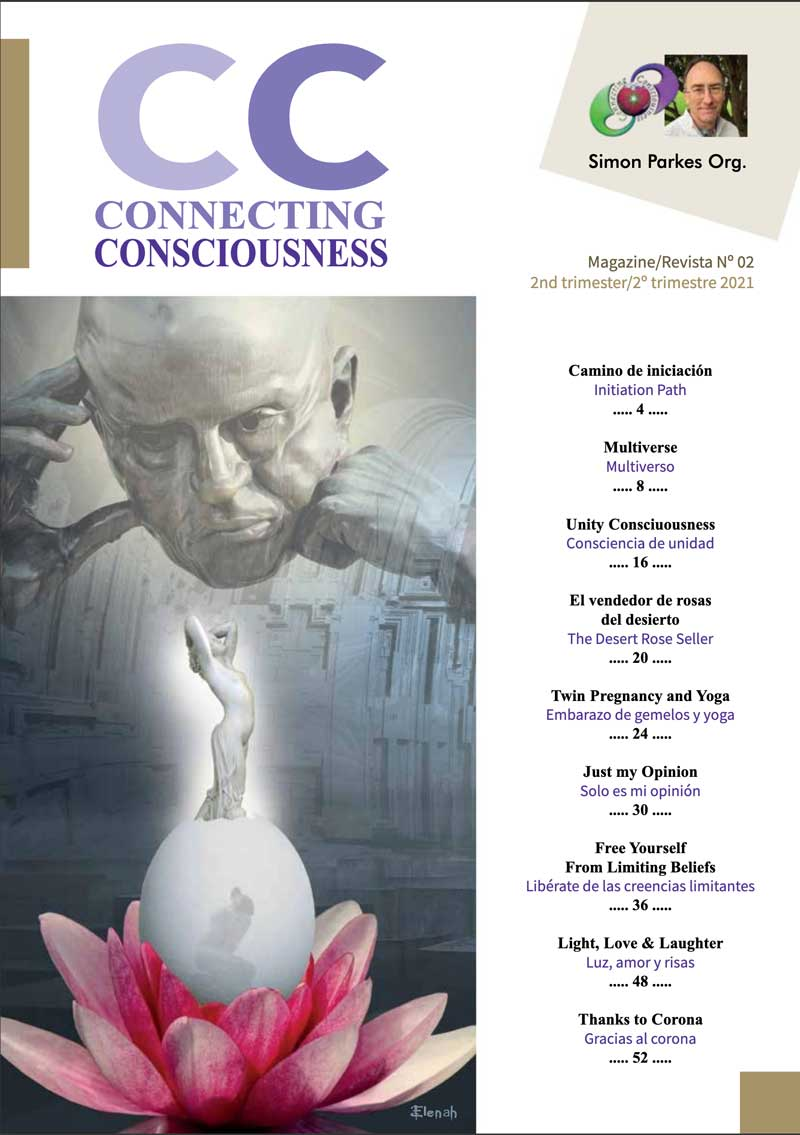 Consciencia de Unidad – Revista Connecting Consciousness