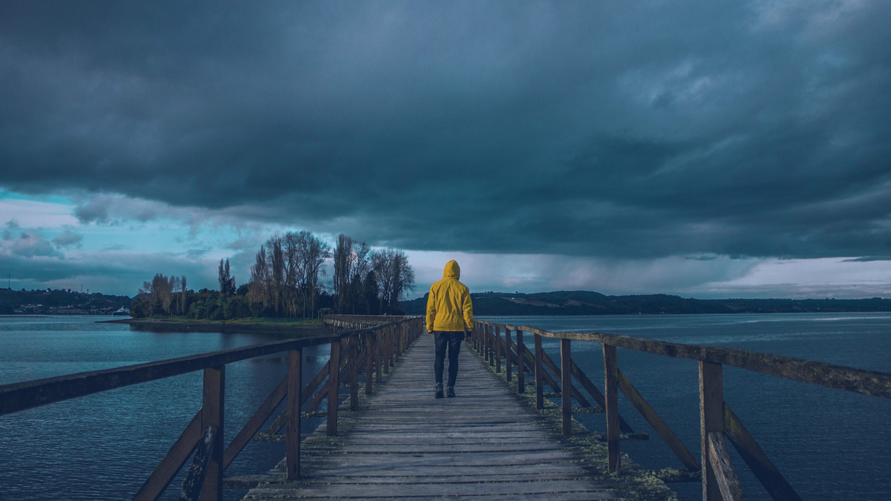Encontrar paz en tiempos tempestuosos